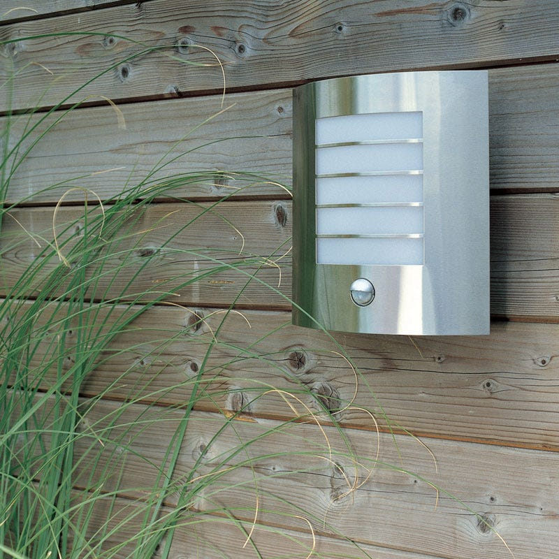 Philips Boston Outdoor Wall Light with PIR Sensor Search Lighting Stores