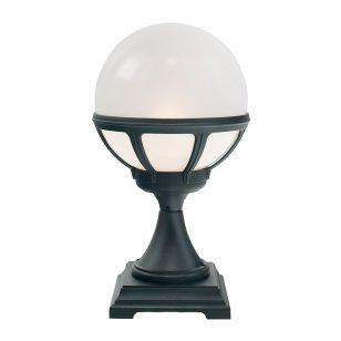 Elstead Bologna Pedestal Light - Black
