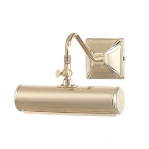 Elstead Small Picture Light - Polished Brass