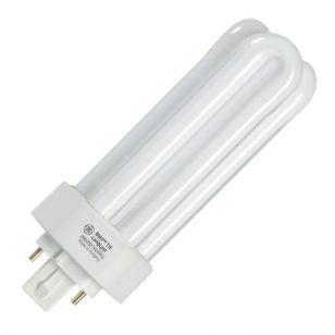 26W Dimmable Cool White 4 Pin Biax-TE GX24Q-3 Low Energy Bulb