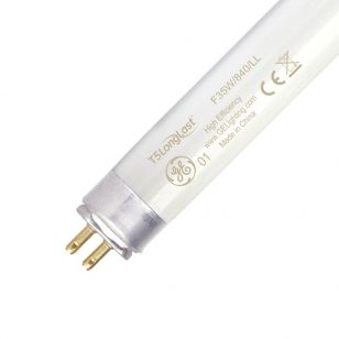GE 39W Daylight T5 849mm Longlast High Output Fluorescent Tube - G5 Cap