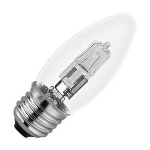 42W Eco Halogen Candle Bulb - Screw