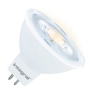 Integral 8.3W Dimmable Warm White LED MR16 Bulb - Flood Beam