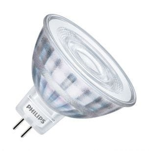 Philips CorePro LEDspot 5W Cool White LED MR16 Bulb - Flood Beam