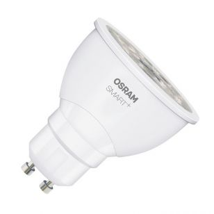 Osram Smart+ 6W White and Colour Changing LED WiFi GU10 Bulb