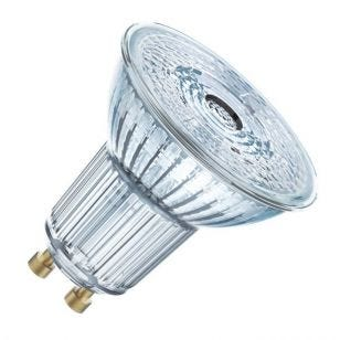 Osram 6.9W Cool White LED GU10 Bulb - Medium Beam