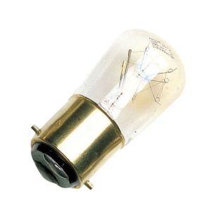 15W Clear Pygmy Bulb - Bayonet