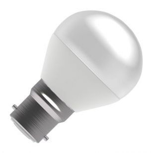 Bell 4W Warm White LED Golf Ball Bulb - Bayonet Cap