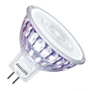Philips Master LEDspot 5.5W Cool White Dimmable LED MR16 Bulb - Flood Beam