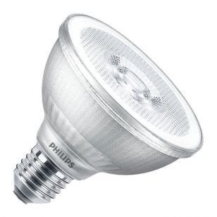 Philips Master LEDspot 9.5W Cool White Dimmable LED PAR30S Reflector Bulb - Medium Beam