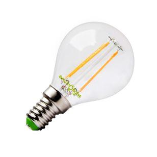 Envirolight 4W Warm White LED Decorative Filament Golfball Bulb - Small Screw Cap