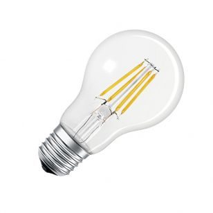 Ledvance Smart+ 6W Warm White LED Dimmable Decorative Filament Bluetooth GLS Bulb  - Screw Cap