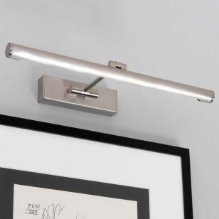 Astro Goya 460 LED Picture Light - Brushed Nickel