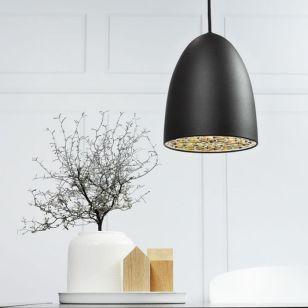 DFTP Nexus 20 Ceiling Pendant Light - Black