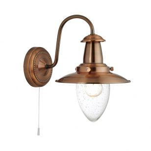 Utility Wall Light - Copper