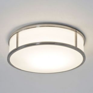 Astro Mashiko Round Flush Ceiling Light - 230mm