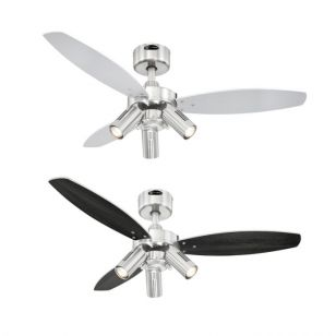 Westinghouse Jet Plus Ceiling Fan with Light