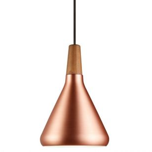 DFTP Float 18 Ceiling Pendant Light - Brushed Copper