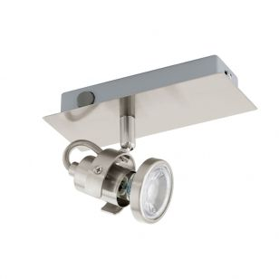 Eglo Tukon3 1 Light LED Spotlight Plate