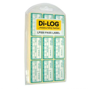 Test Labels - Pack of 500
