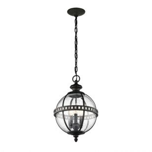Kichler Halleron Outdoor Chandelier - Londonderry