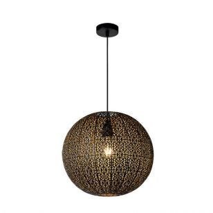 Lucide Tahar Ceiling Pendant Light - Black