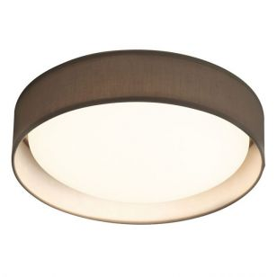 Searchlight LED Flush Ceiling Light - Grey