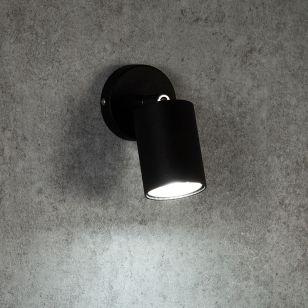 Edit Eye Wall Spotlight - Black