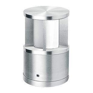 Marker Pedestal Light - Natural Aluminium