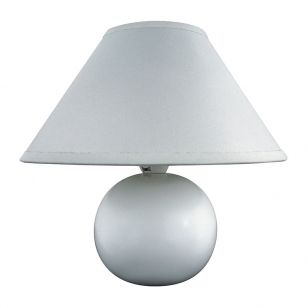 Edit Chester Table Lamp - White