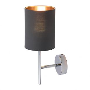Edit Oxford Wall Light - Grey