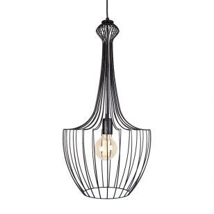 Edit Form Ceiling Pendant Light - Black