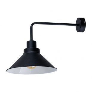 Edit Craft Wall Light - Black