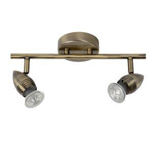 Lucide Caro 2 Light Spotlight Bar - Bronze
