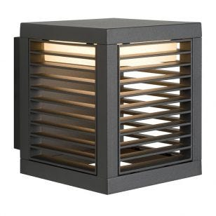 Lucide Slits LED Outdoor Wall Light - Anthracite