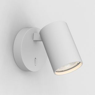 Astro Ascoli Reading Light - Textured White