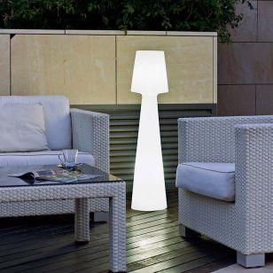 Mushroom 110 LED Outdoor Feature Floor Light