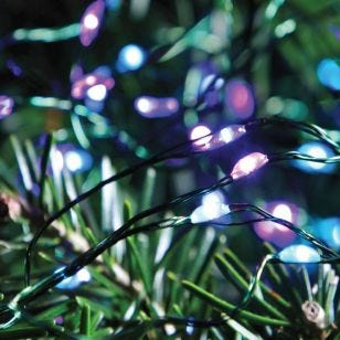 Edit Pastel LED Green Micro Wire Fairy Lights - 360 Lights