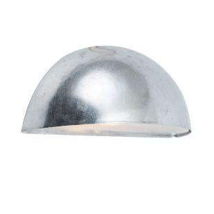 Edit Coastal Arctic Outdoor Wall Washer Light - Galvanised Steel