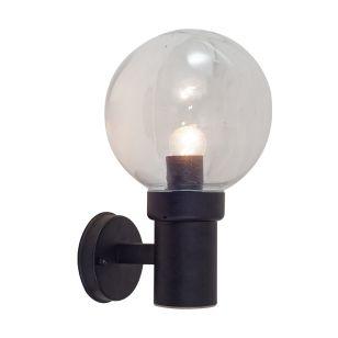 Edit Optic Outdoor Wall Light - Black
