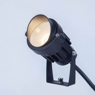 EasyFit 12V Garden Lights - Palm LED Spotlight - Black