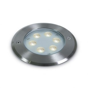 Sub LED Underwater Ground Light - Stainless Steel