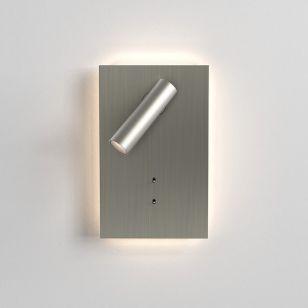 Astro Mini Edge Reader LED Reading Light - Matt Nickel