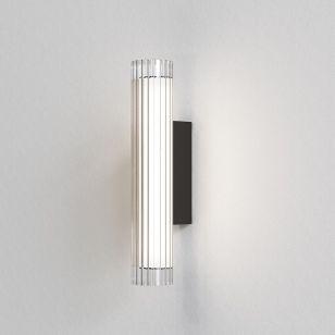 Astro io 420 LED Wall Light - Matt Black