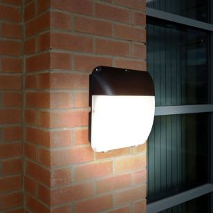 Eterna 30W Cool White LED Outdoor Wall Pack Light