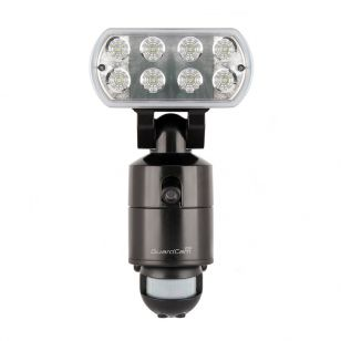 ESP GuardCam LED Security Floodlight with Camera and Monitor