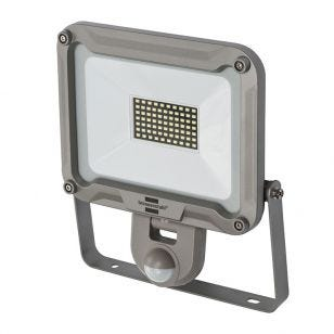 Brennenstuhl Jaro 50W Daylight LED Floodlight with PIR sensor