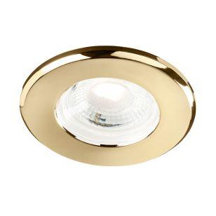 Brass Bezel for Eco Fixed Downlight