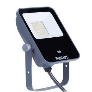 Philips Cool White 20W LED Remote Controlled Floodlight with MDU Motion Sensor
