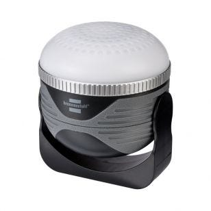 Brennenstuhl Rechargeable LED Battery Operated Outdoor Light with Bluetooth Speaker